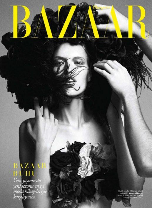 Bazaar Ocak 2014 - Nuri Sekerci